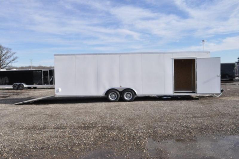 2018 Haul-It 8.5 x 28 Enclosed Car Trailer in Ashburn, VA
