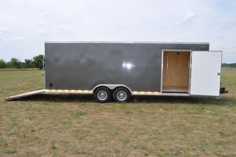 2019 Haul-It 8.5 x 24 14K HD Enclosed Car Trailer in Ashburn, VA