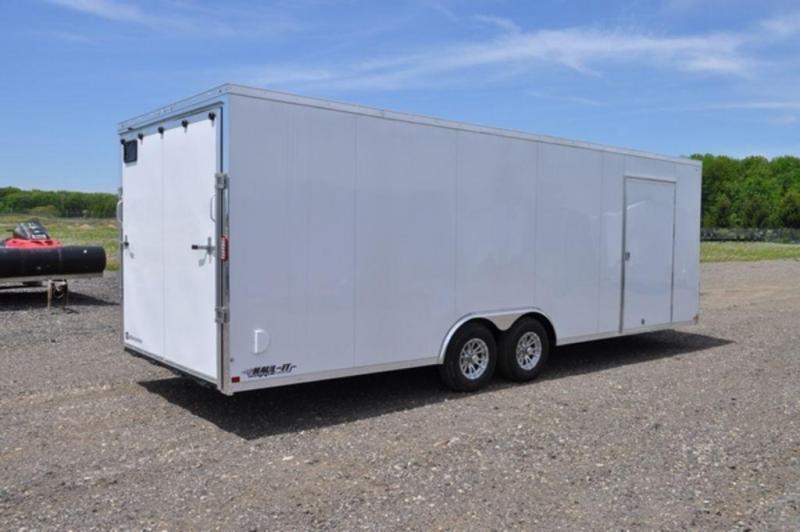 2018 Haul-It 8.5 x 24 Enclosed Car Trailer w/ 7' Interior in Ashburn, VA