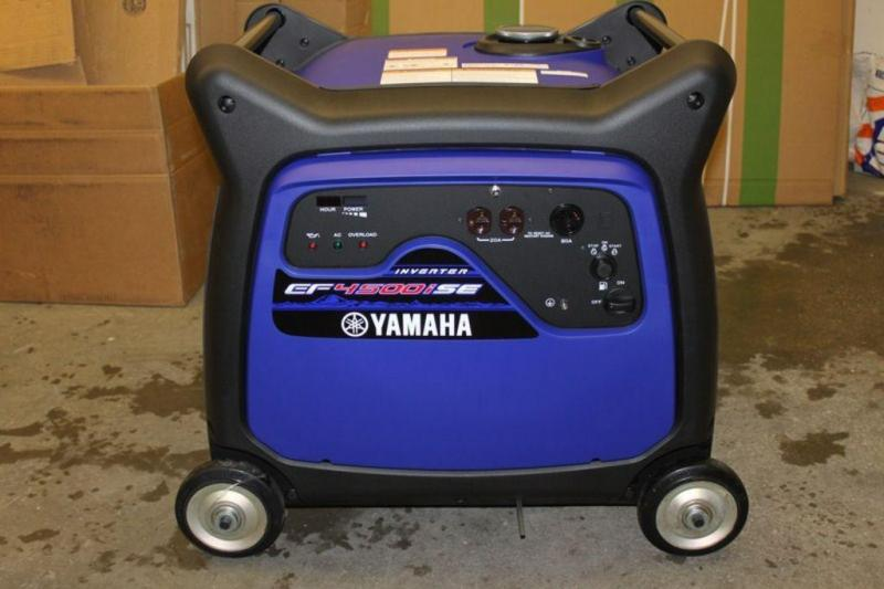2019 Yamaha Generator 4500IS for Sale Awesome Generators!!! in Ashburn, VA