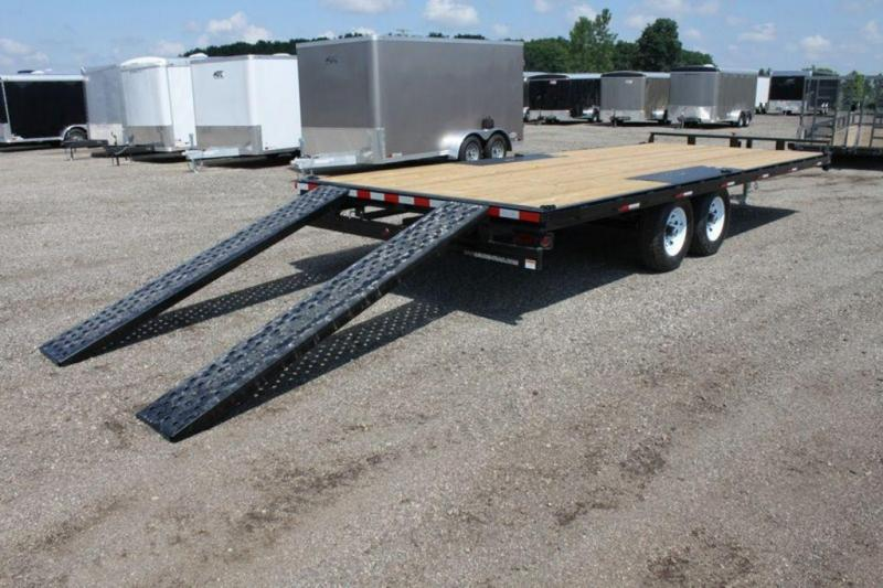 2019 Sure-Trac 8.5 x 20 Light Duty 10K Deckover Trailer For Sale