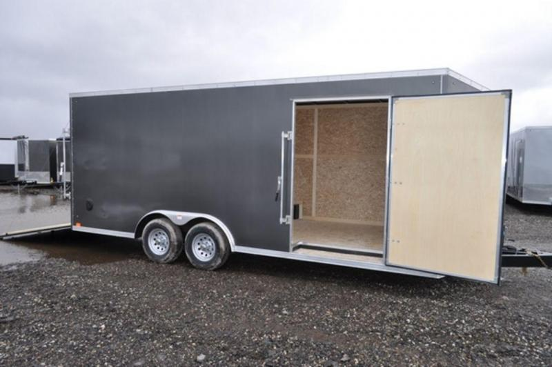 2020 Discovery 8.5 x 20 Wedge Nose Enclosed 10K Car Trailer in Ashburn, VA