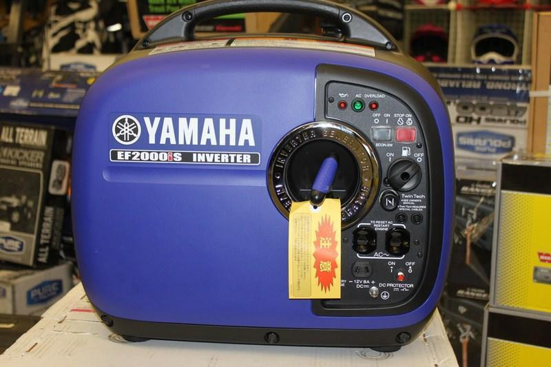 2018 Yamaha 2000IS Generator in Ashburn, VA