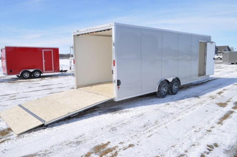 2019 All Aluminum 8.5 x 24 Enclosed 10K Car Trailer in Ashburn, VA