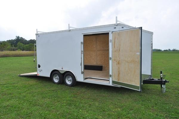 2020 Stealth Trailers 8.5 x 16 H.D. 10K Enclosed Cargo Trailer For Sale