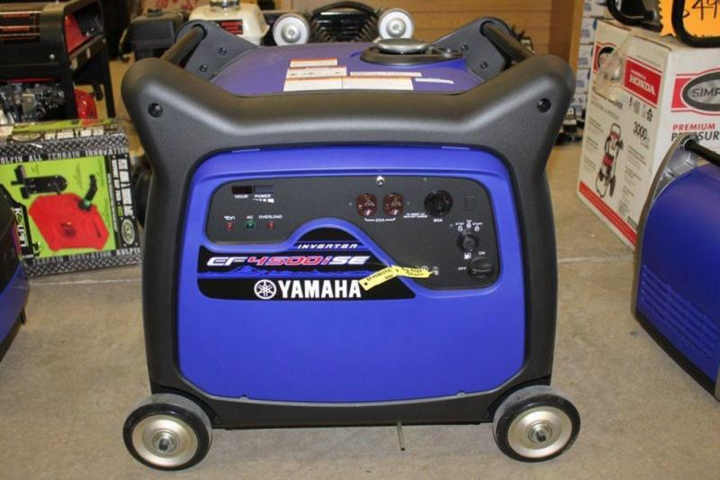2018 Yamaha Whisper Quiet Generators in Ashburn, VA
