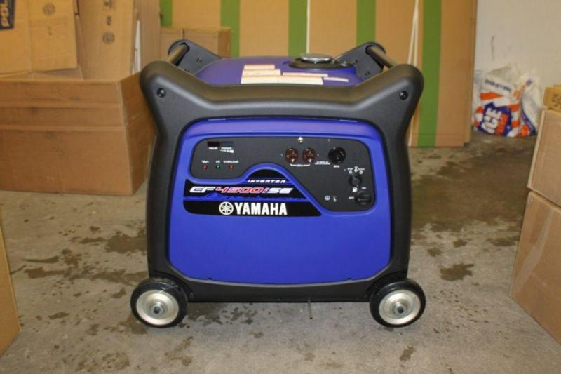 2019 Yamaha Huge Selection of Generators in Ashburn, VA
