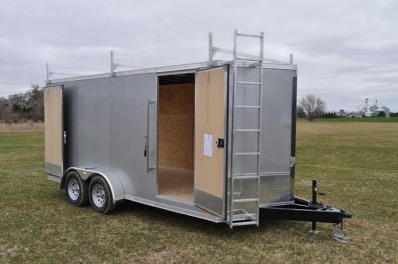 2020 Discovery 7 x 16 Construction Cargo Trailer in Ashburn, VA