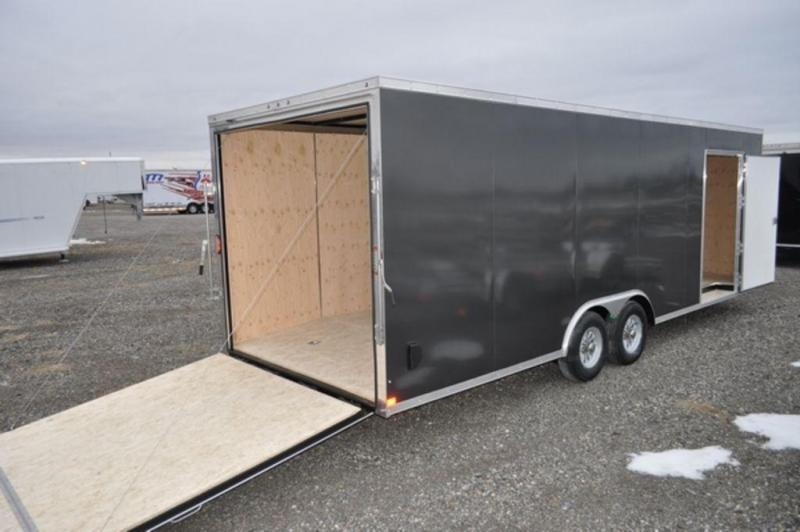 2018 Haul-It 8.5 x 24 Wedge Nose Enclosed Car Trailer in Ashburn, VA