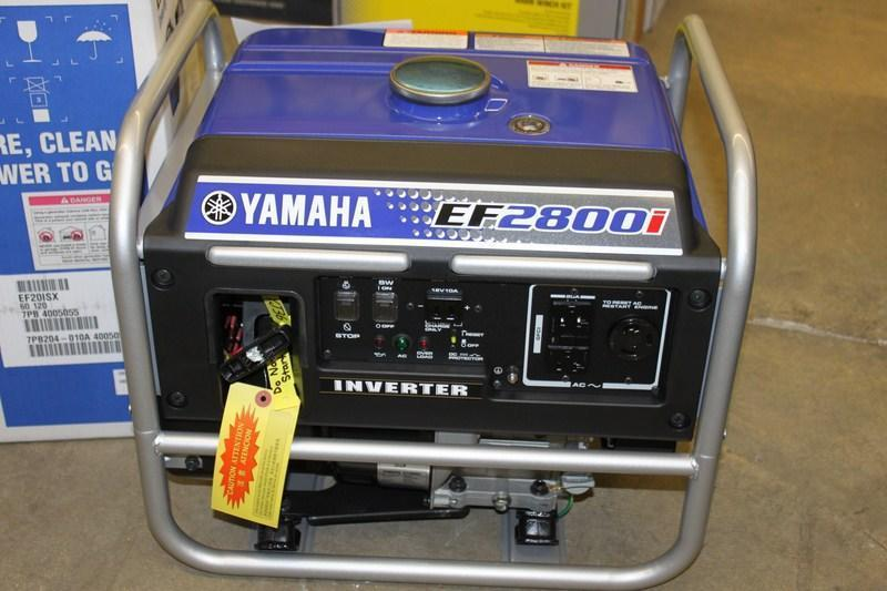 2017 Yamaha Generator EF2800I for Sale! Super Quiet!!! in Ashburn, VA