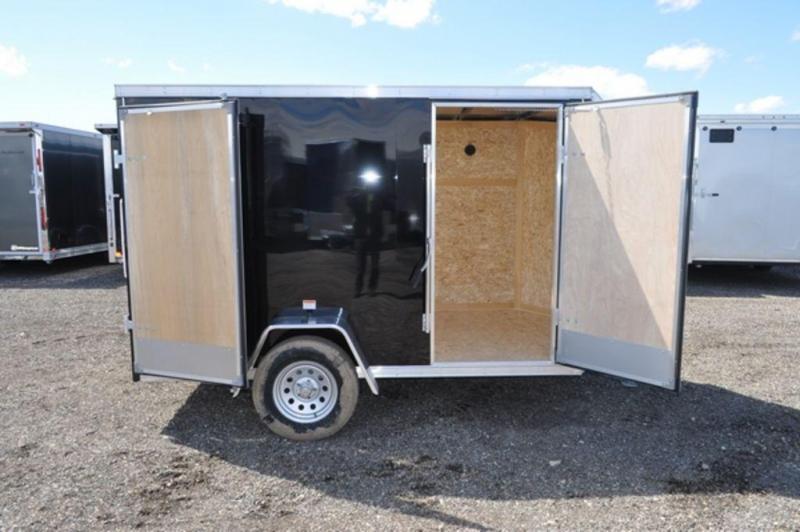 2020 Discovery 6 x 10 Enclosed Cargo Trailer w/ Barn Doors in Ashburn, VA