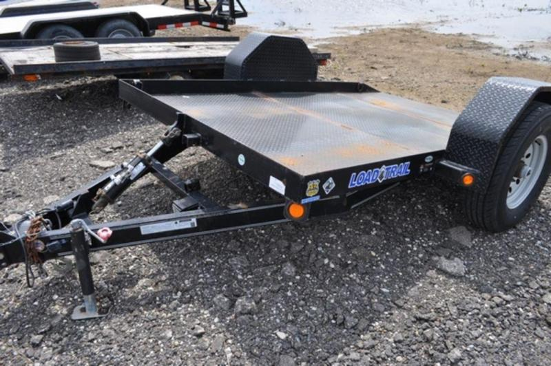 2016 Load Trail 6 x 10 Tilt Equipment Trailer For Sale