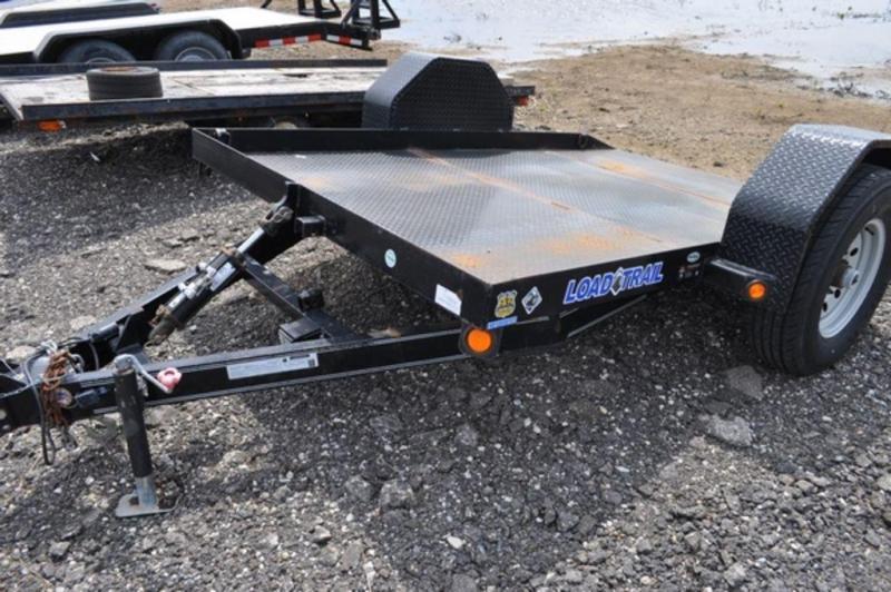 2016 Load Trail  6 x 10 Tilt Equipment Trailer in Ashburn, VA