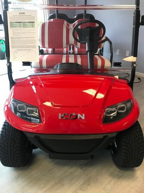 2019 Other ICONi60 Golf Cart