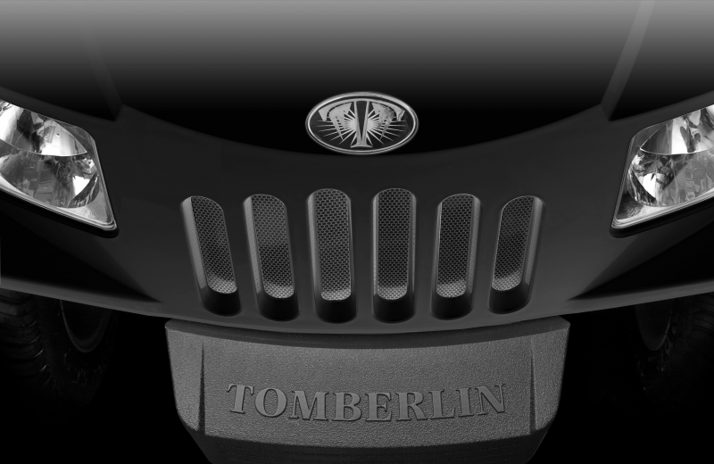 E-Merge E2 REVENGE | Tomberlin | ROYAL BLUE Golf Cart | 2019