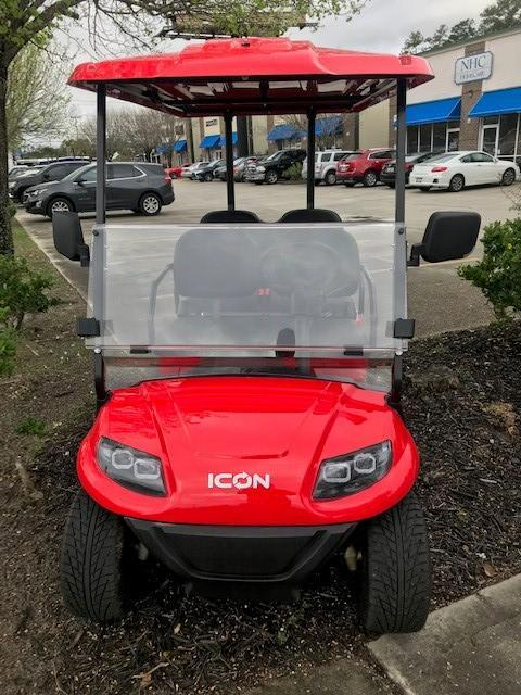 2019 Other ICONi40f Golf Cart