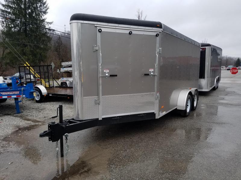 2018 RC Trailers RTT7x14TA2 Enclosed Cargo Trailer