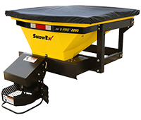 2018 Snow Ex SP-2000 Salt Spreader