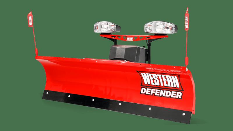 2019 Western Defender 7ft 2in Snow Plow