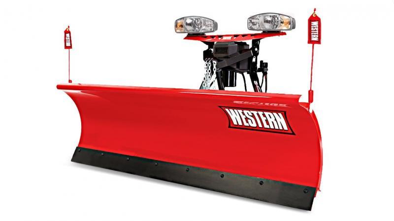 2018 Western PRO 7ft 6in Snow Plow