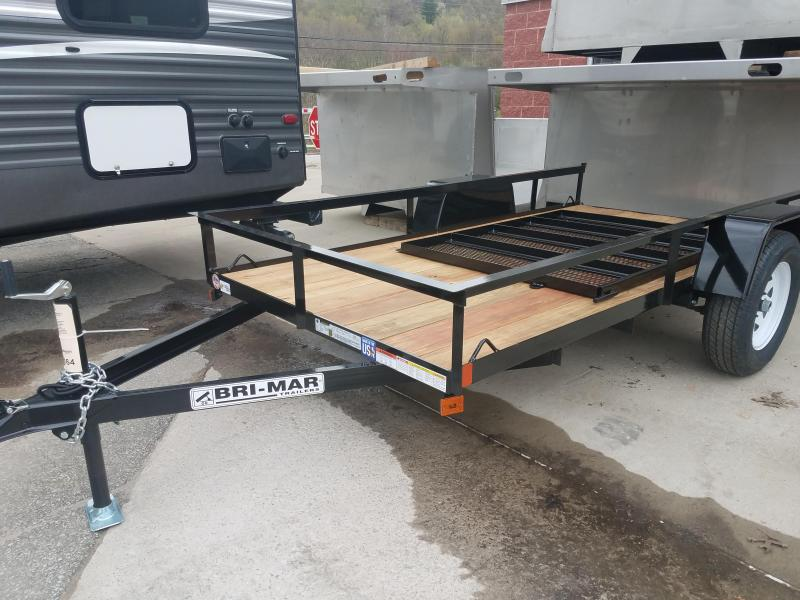 2019 Bri-Mar Trailers Steel open Utility Trailer