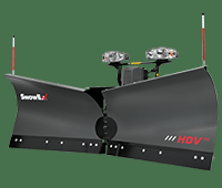 2018 Snow Ex HDV 8ft 6in Snow Plow