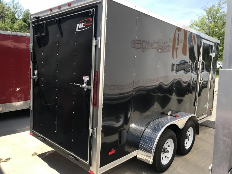 2018 RC Trailers RWT6x14TA2 Enclosed Cargo Trailer