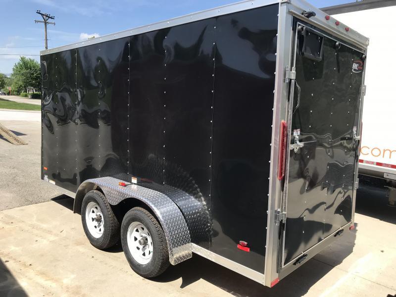 2018 RC Trailers RWT6x14TA2 Enclosed Cargo Trailer