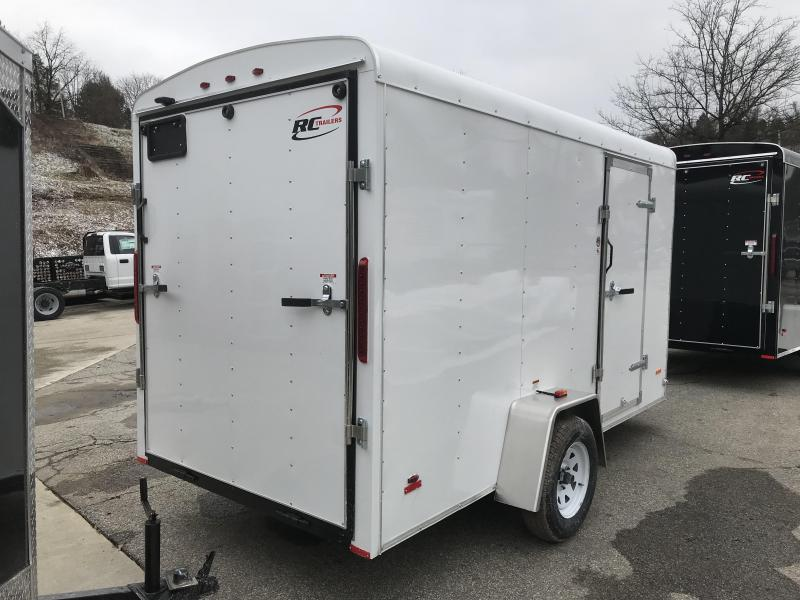 2018 RC Trailers RST6x12SA Enclosed Cargo Trailer