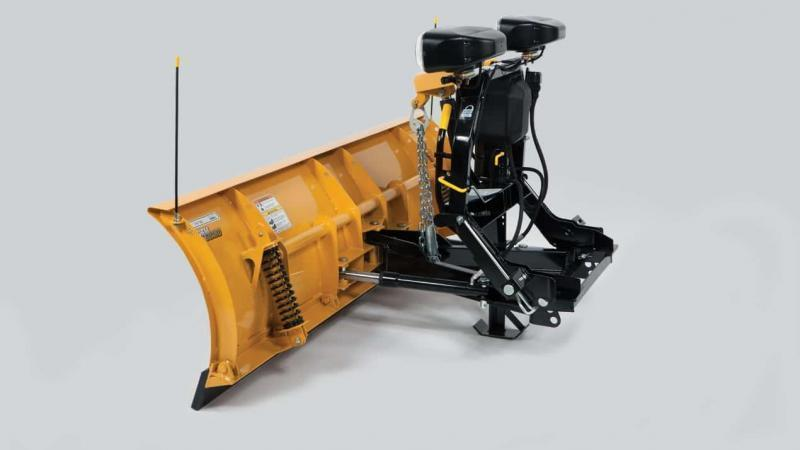 2019 Fisher HD2 8ft Snow Plow