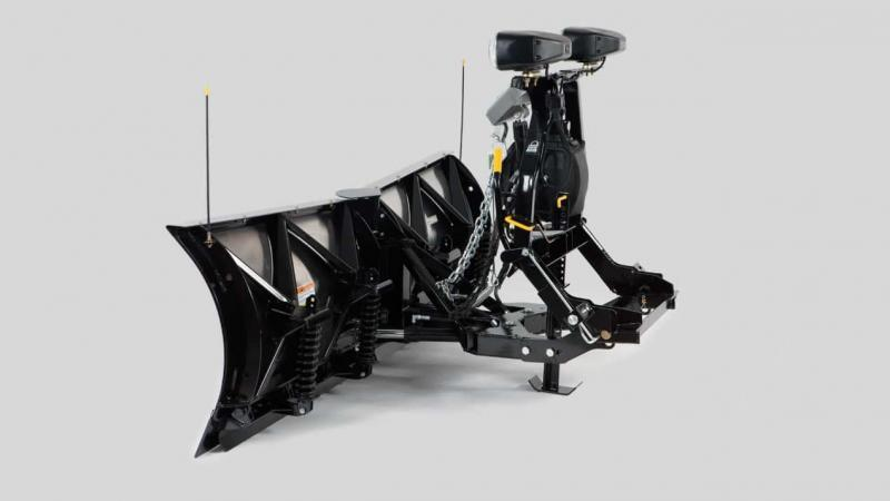 2018 Fisher Extreme-V SS 9ft 6in Snow Plow