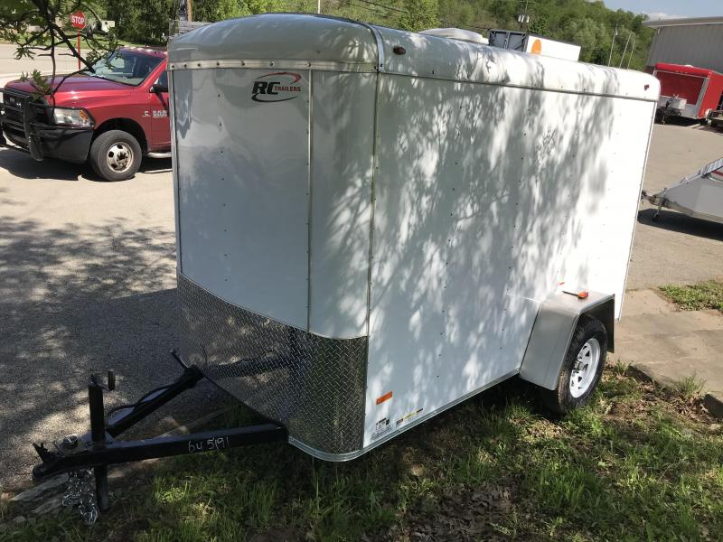 2018 RC Trailers RST5x10SA Enclosed Cargo Trailer