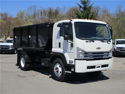 2018 Chevrolet LCF 6500XD Truck