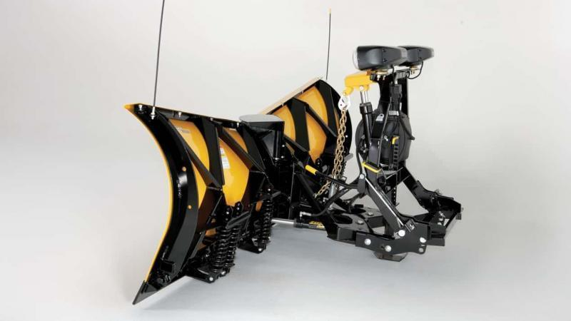2019 Fisher XV2 SS 9ft 6in Snow Plow