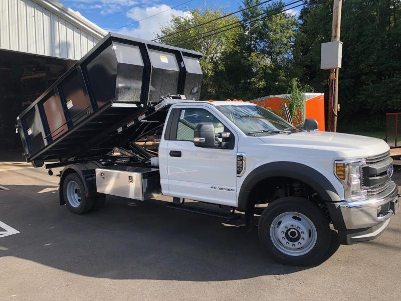 2018 Ford F550 Truck