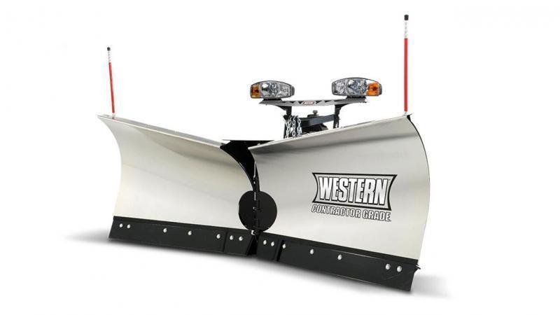 2019 Western 9ft 6in MVP3 SST