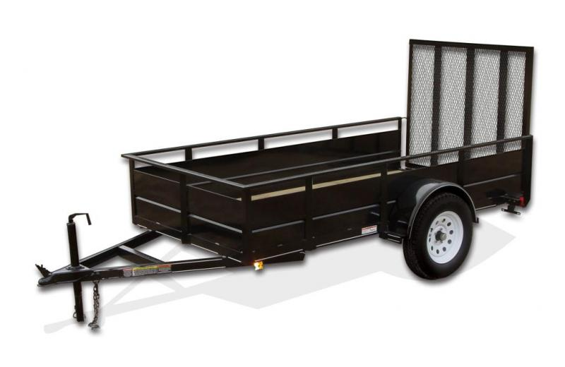 2017 Carry-On Solid Side Utility Trailers Utility Trailer