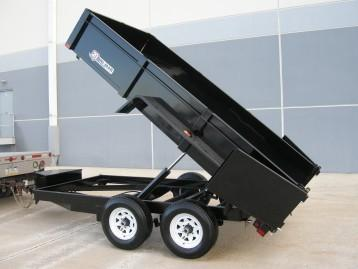 2018 Bri-Mar DT612LP-LE-10 Dump Trailer
