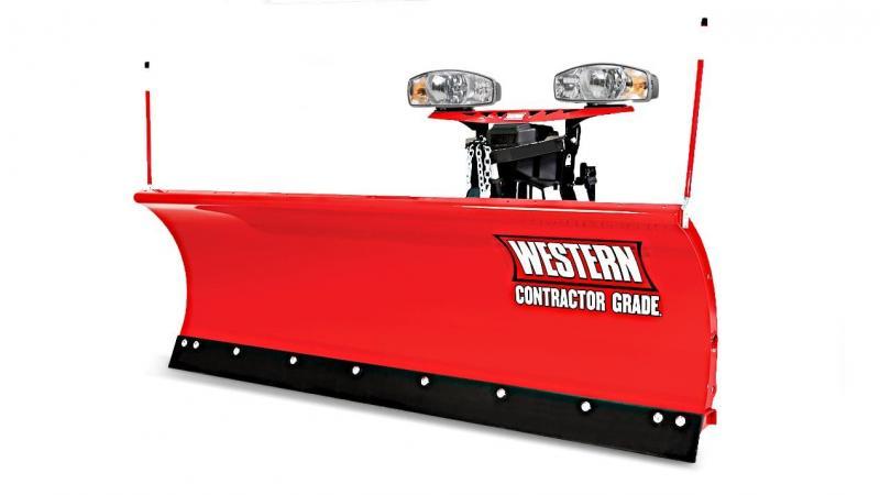 2019 Western 8ft Pro Plus Snow Plow