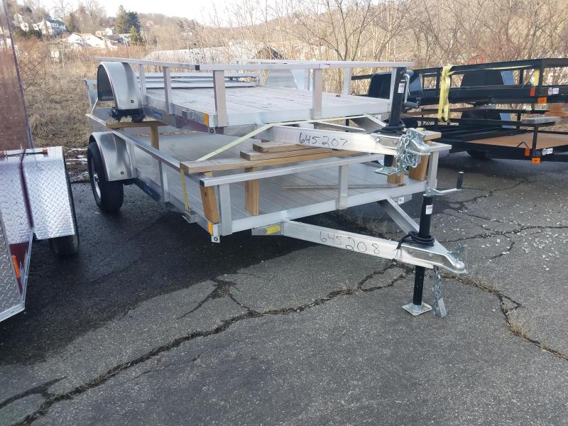 2018 RC Trailers Aluminum open utility Utility Trailer