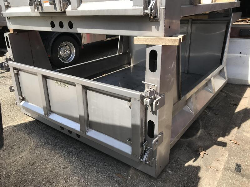 2018 Industrial Metal 9 Stainless Steel Dump Bed Truck Bed