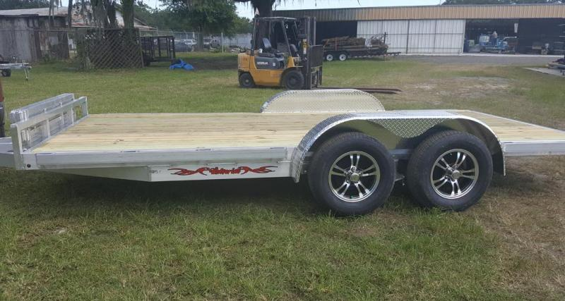2018 Wolverine Trailers 5 SERIES Car / Racing Trailer