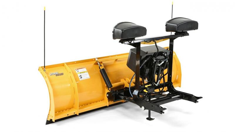 2018 Fisher HS 6ft 8in Snow Plow