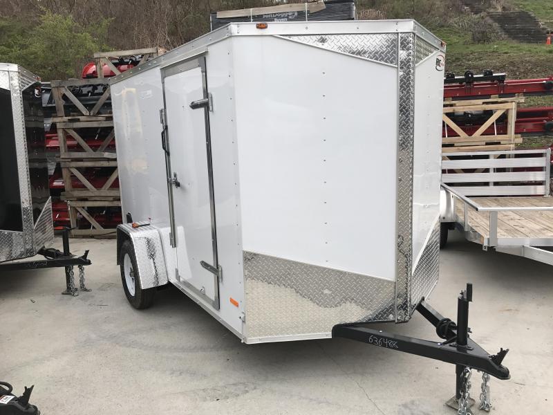 2017 RC Trailers RWT V Nose Trailer Enclosed Cargo Trailer