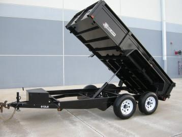 2019 Bri-Mar Dump Trailer
