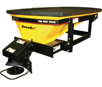 2018 Snow Ex SP-3000 Salt Spreader