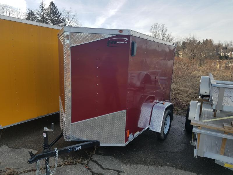 2018 RC Trailers RWT5x8SA Enclosed Cargo Trailer