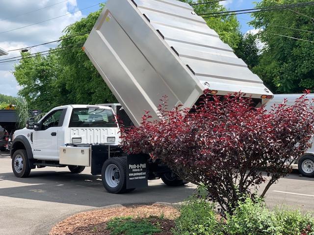 2019 Ford F550 Truck