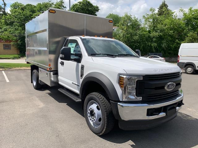 2019 Ford F550 Truck | Push N Pull | Pittsburgh area Snow