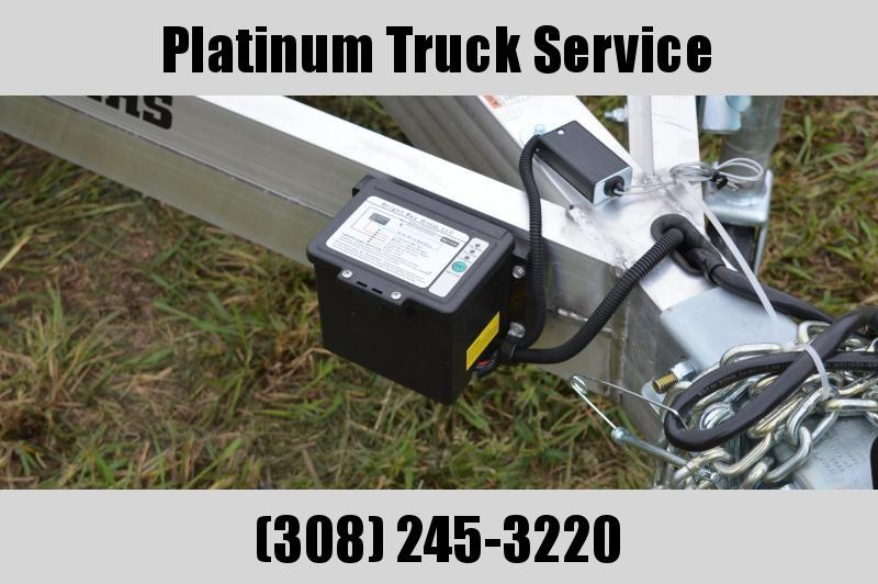 2019 Aluma 8214HS Utility Trailer